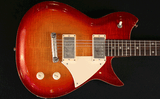 Fano RB6 Fireglow Burst With Lollar Imperial Pickups Mahogany Body Top