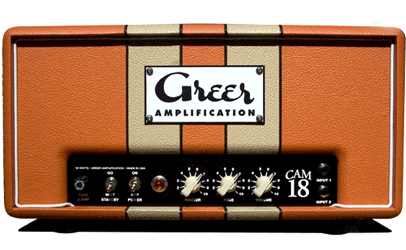 Greer Amps CAM 18 Head
