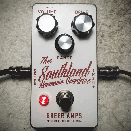 Greer Southland Harmonic Overdrive