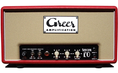 Greer Special 20 Head & 1x12 Cabinet