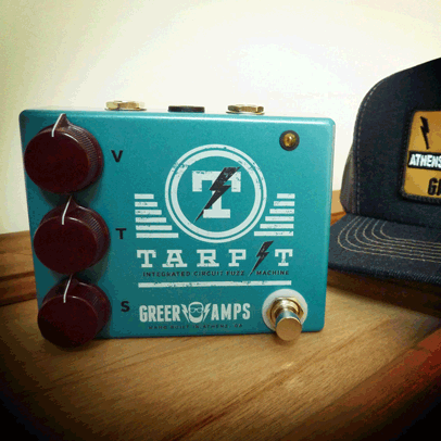 Greer Tarpit Fuzz Controls