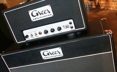 Greer Thunderbolt 30 Head & 2x12 Studio V Cab