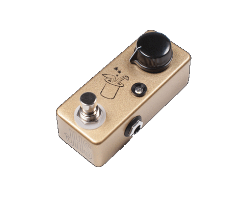 JHS Pedals Prestige Side View
