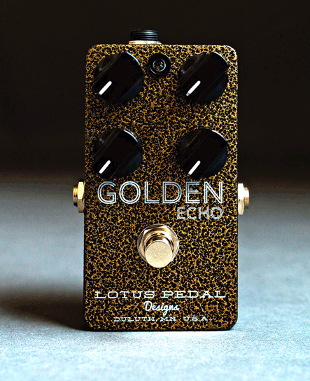 Golden Echo Controls