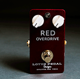 Red Overdrive Controls