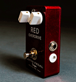 Lotus Pedals Red OD