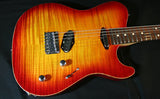 Melancon Custom Artist T Cherry Sunburst Pickups