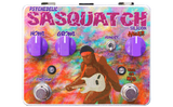 Psychedelic Sasquatch Custom Shop Top View