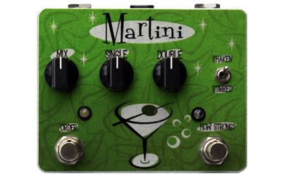 Tortuga Effects Martini Analog Dual Chours