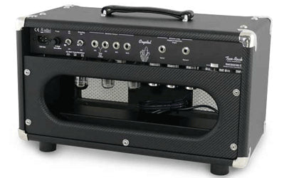 Two Rock Crystal 22 Watt Head Black Back
