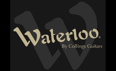 Waterloo Guitars By Collings