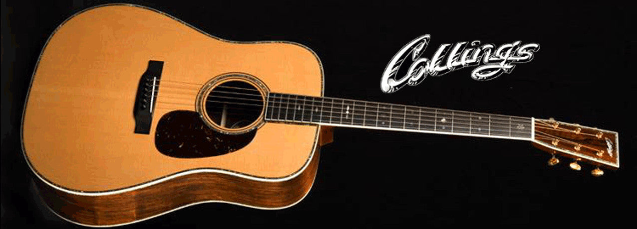 Collings Acoustic Guitars