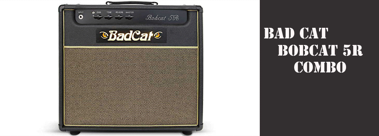 Bad Camp Amps Bobcat 5 Reverb Combo