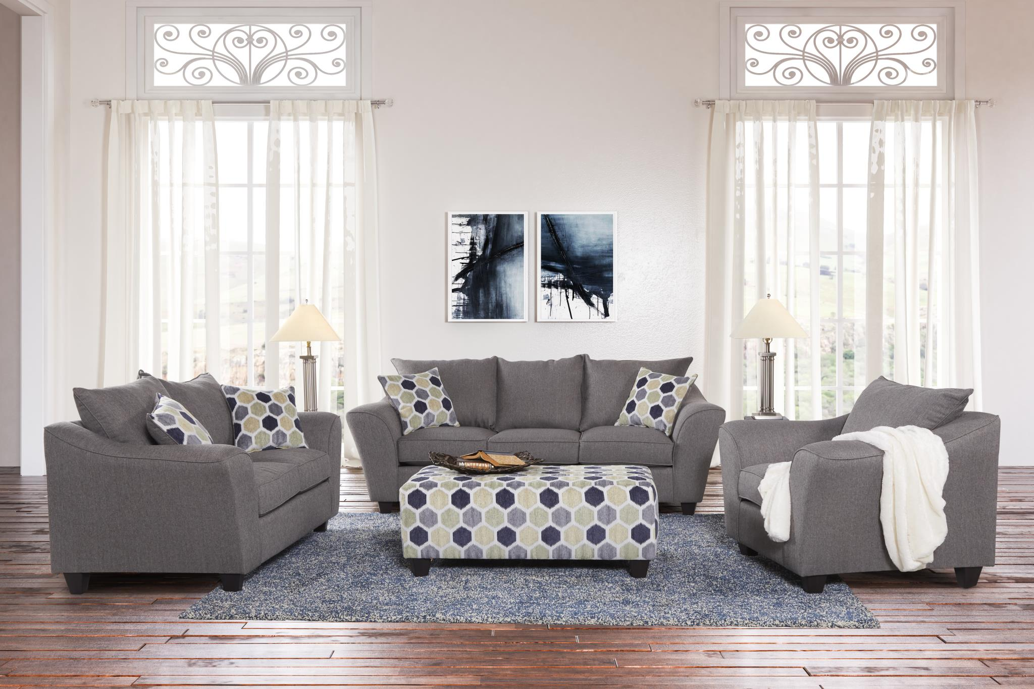 Prime Heritage Gray Sofa And Loveseat Cjindustries Chair Design For Home Cjindustriesco