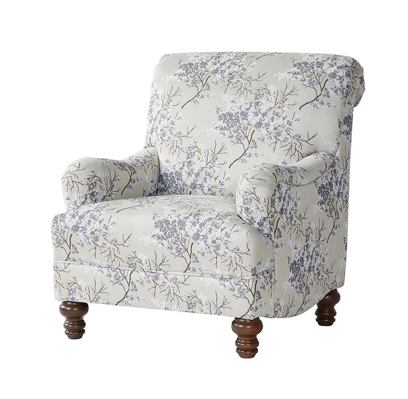 Cherry Blossom Accent Chair
