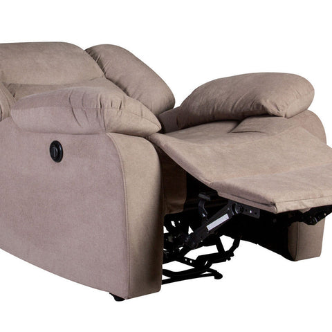 cosmo taupe power recliner - Serta Recliners