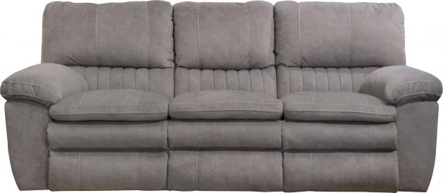 Catnapper Reyes Graphite Reclining Sofa And Loveseat My