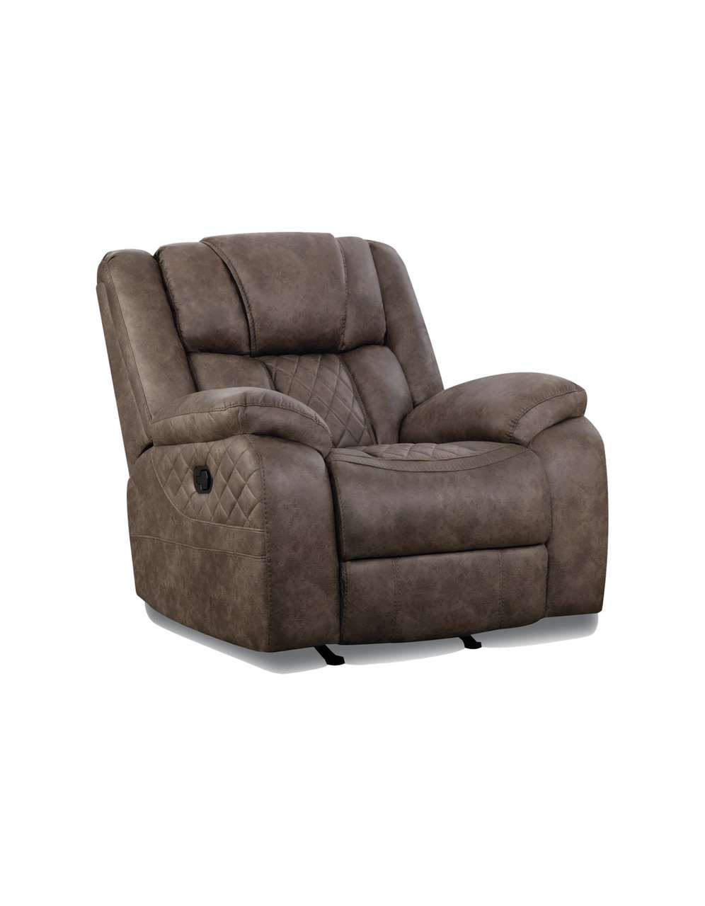 Tundra Ash Rocking Recliner