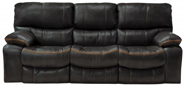 Jamestown Black Reclining Sofa And Loveseat My Furniture Place