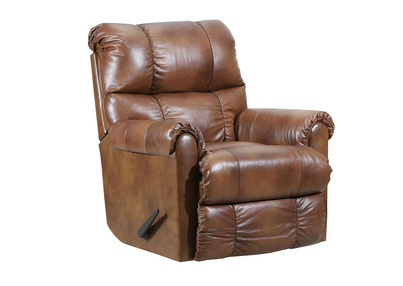 Lane Leather Soft Touch Chaps Recliner