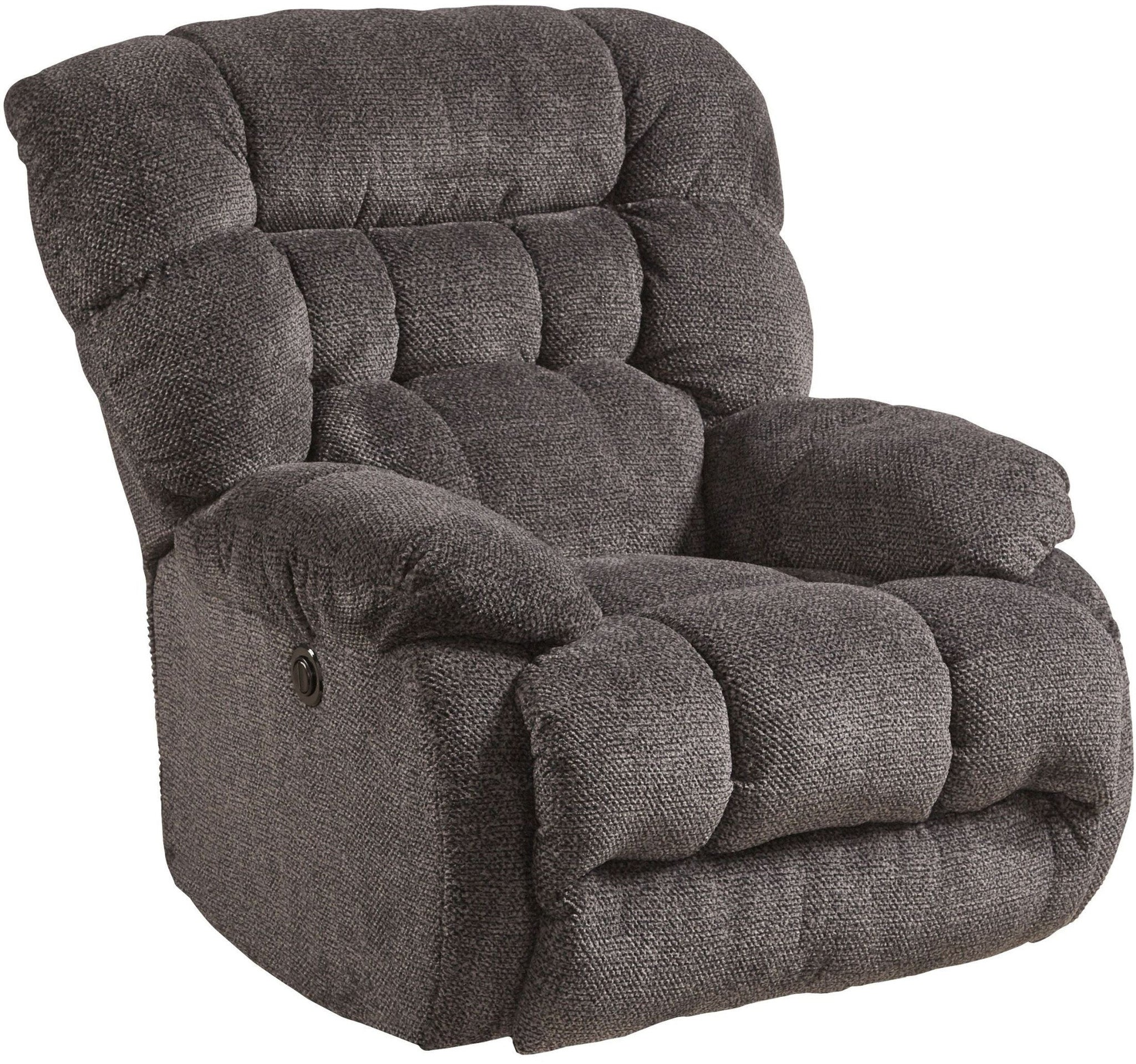 Daly Cobblestone Chaise Rocker Recliner