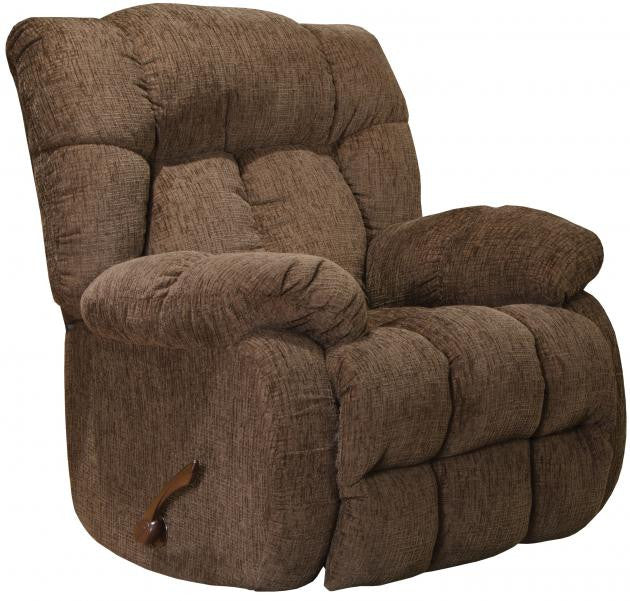 Catnapper Brody Chocolate Rocker Recliner