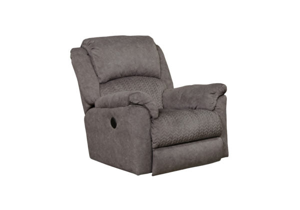 Graphite USB Power Rocker Recliner