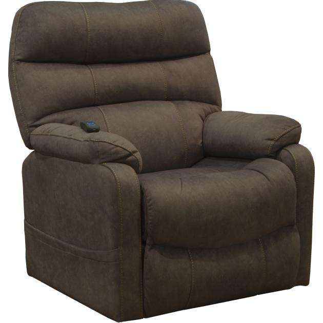 Catnapper Chocolate Power Lift Recliner