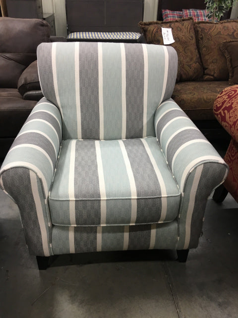 Fusion Grande Mist Accent Chair My Furniture Place