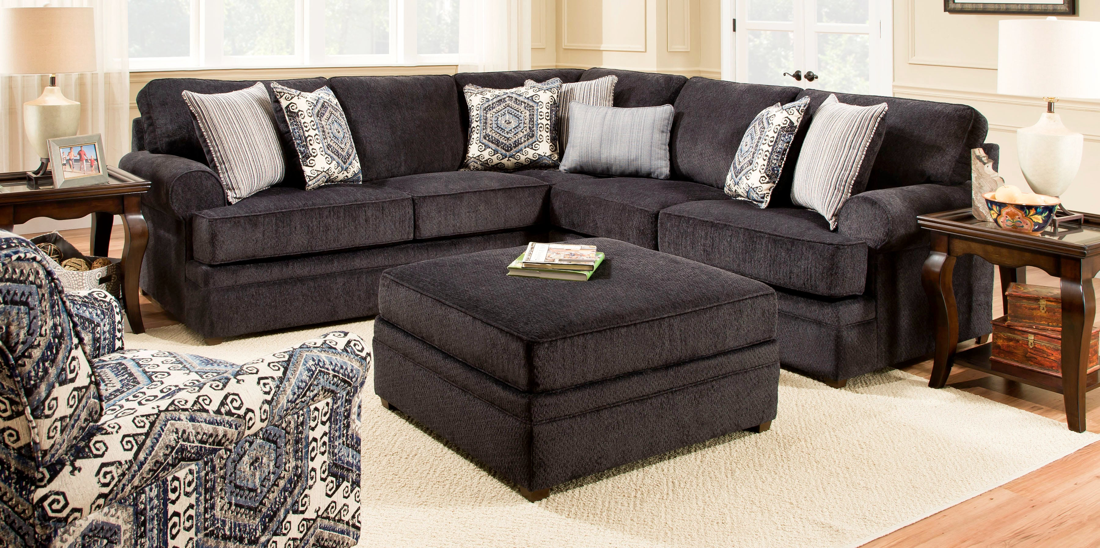 sectional buy bonded simmons upholstery sebring from leather