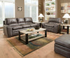 Shiloh Granite Sofa and Loveseat