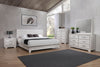 White Sands King Bedroom Set