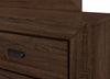 Farrow Chocolate Full Size Bedroom Set