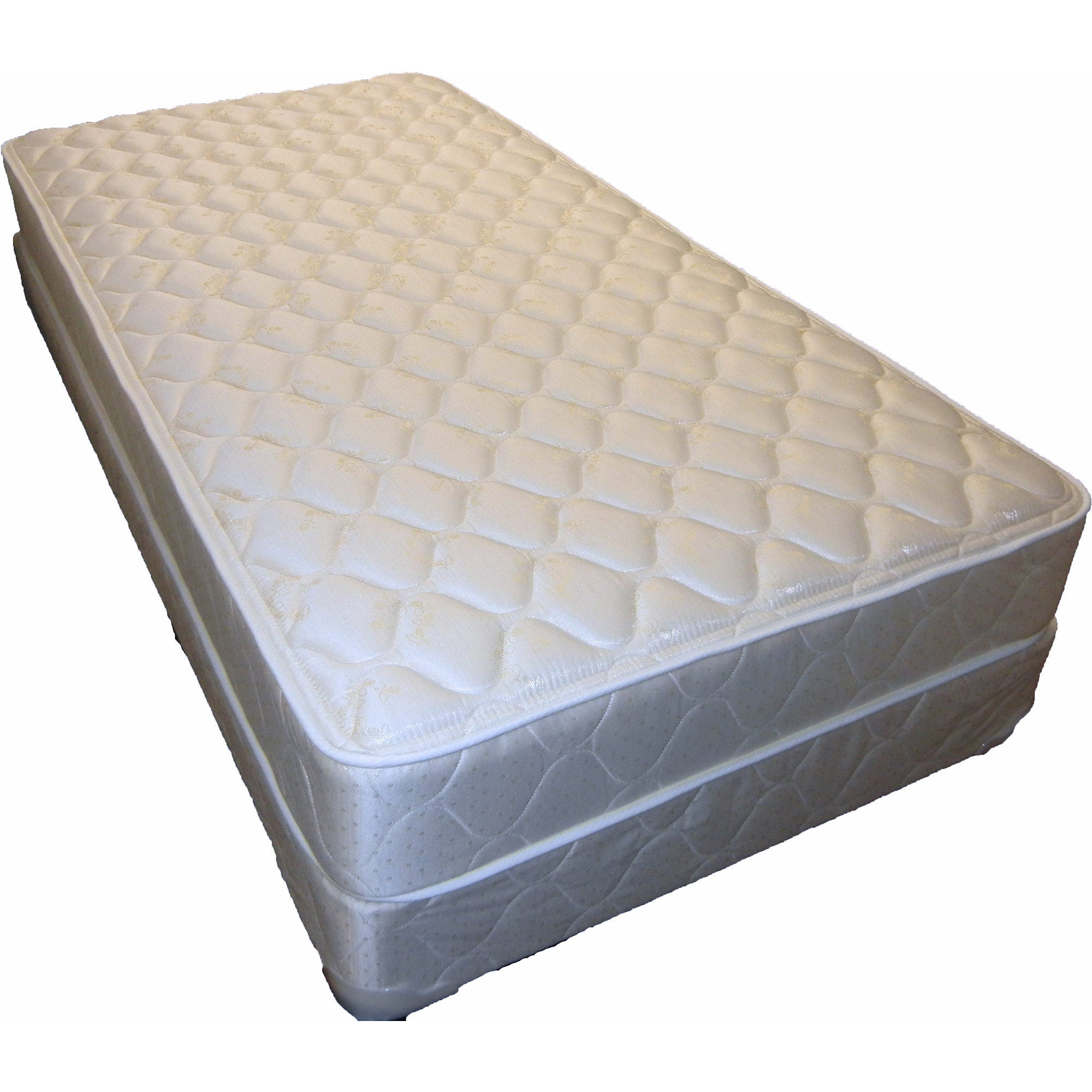 Reliable One Sided Twin Mattress Set