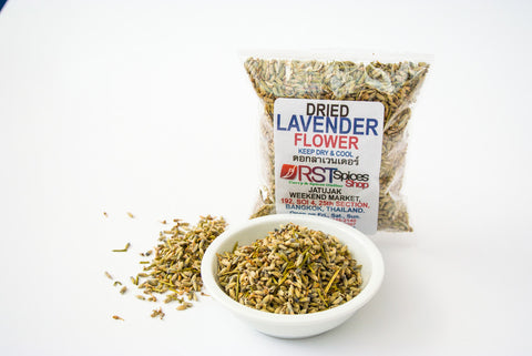 Dried Lavender Tea