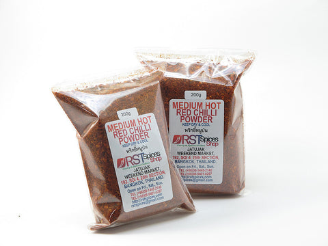 Medium Hot Red Chili Powder