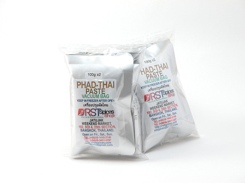 Phad Thai Paste In Vacuum Bag