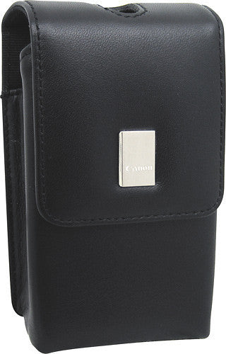 Canon - Leather Case - Black