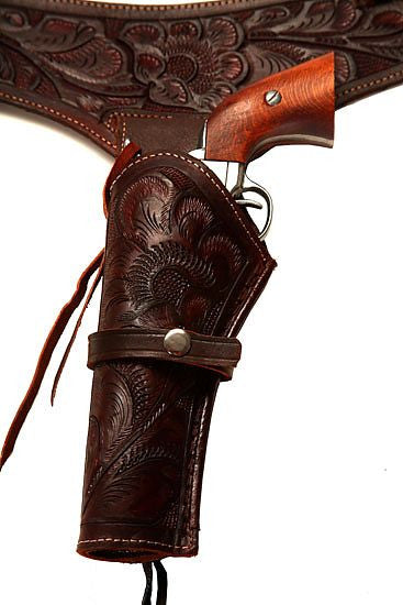 38/357 Western Cowboy Action Caliber Gun Holsters – Rocky Top Holsters