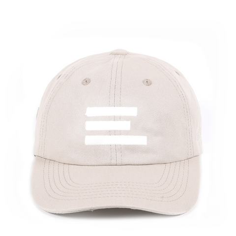 Stripes Curved Cap