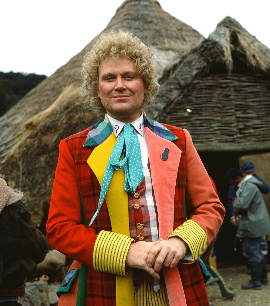 Detail of Colin Baker by Anonymous