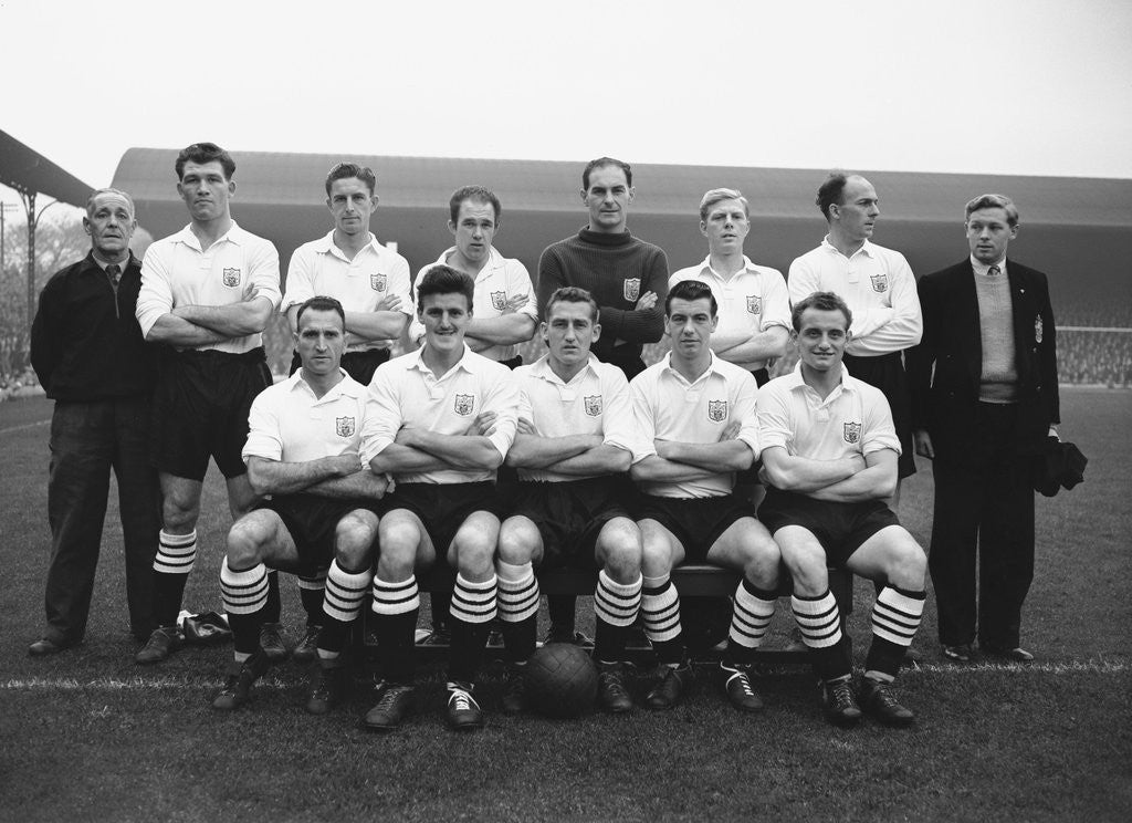 Detail of Fulham FC 1956 by Anonymous
