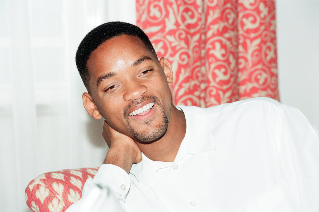 Detail of Will Smith by John Ferguson