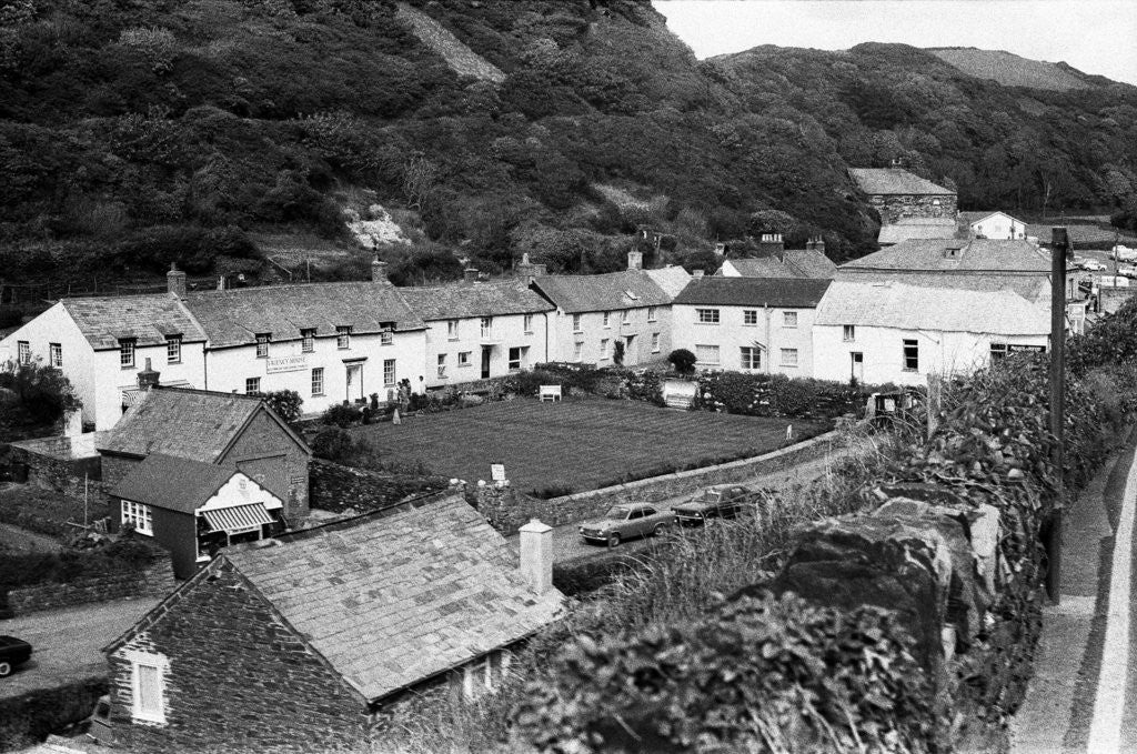 Detail of Boscastle 1975 by Staff