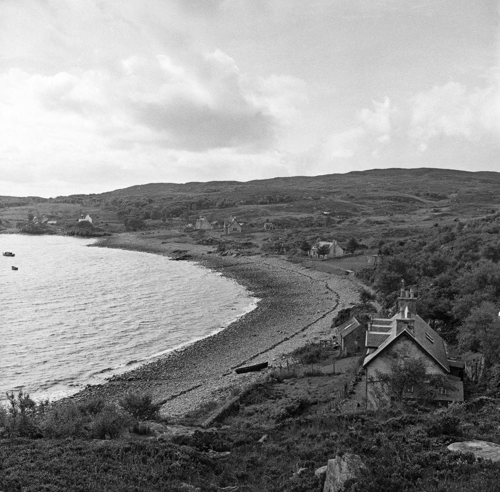 Isle of Skye 1960 by Staff