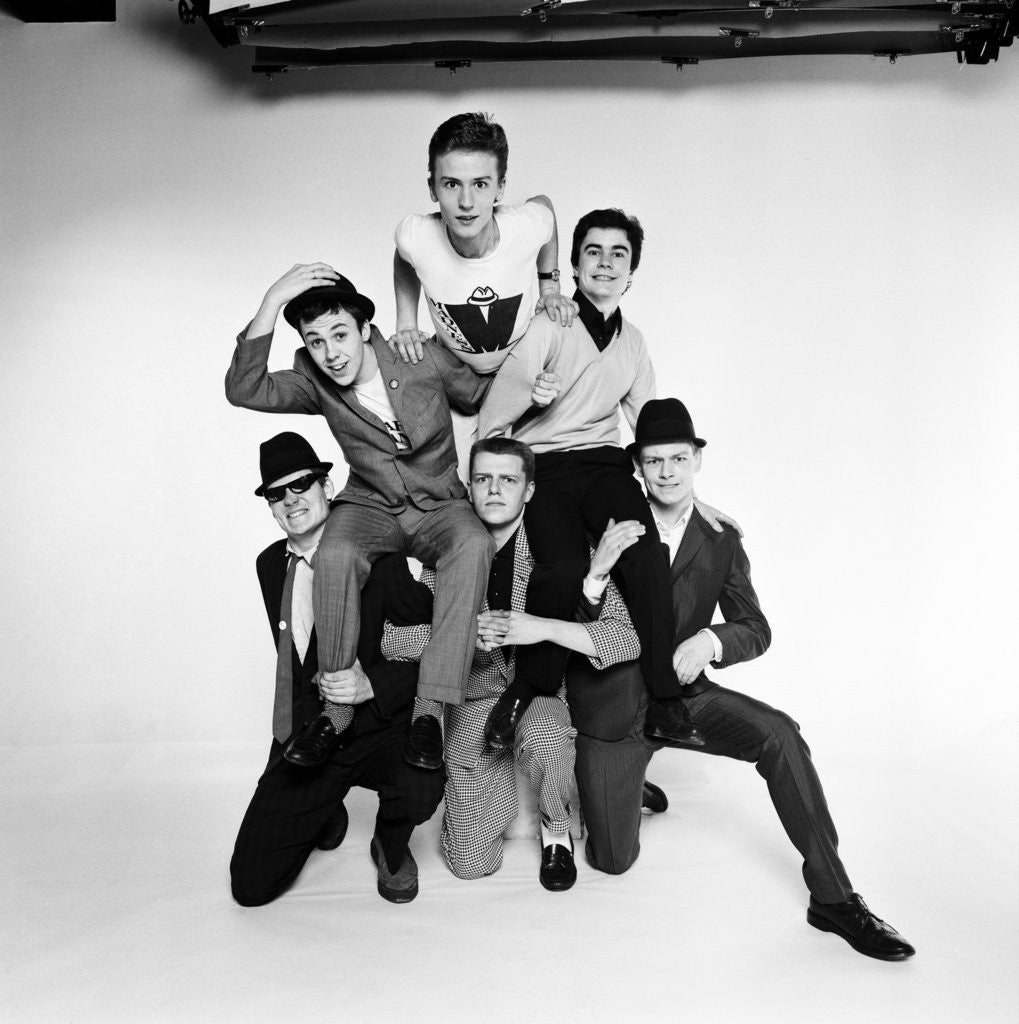 Madness Pop Group posters & prints by Kent Gavin