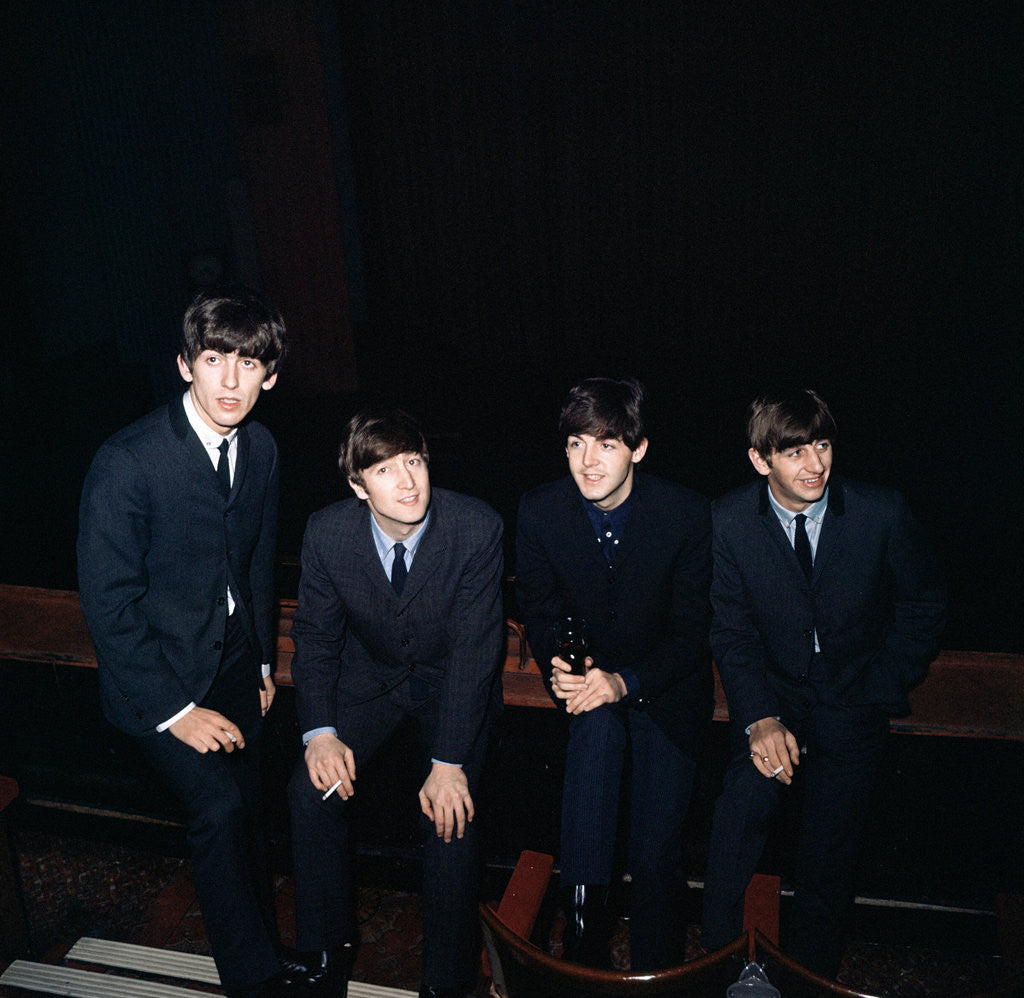 The Beatles 1963 by John Varley