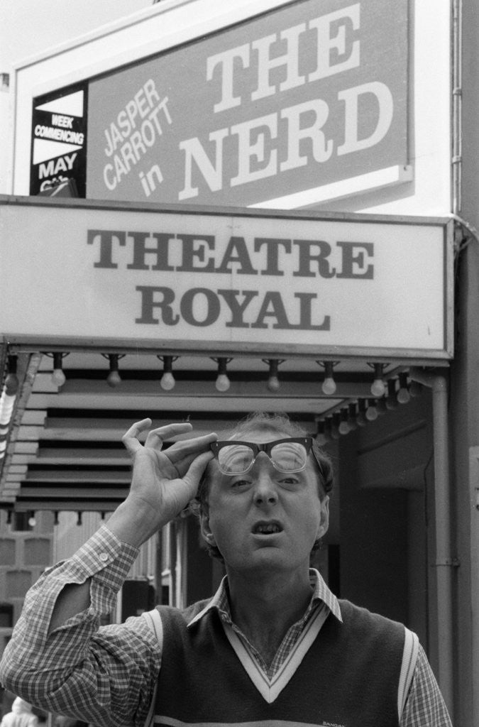 Detail of Jasper Carrott by Birmingham Post and Mail Archive