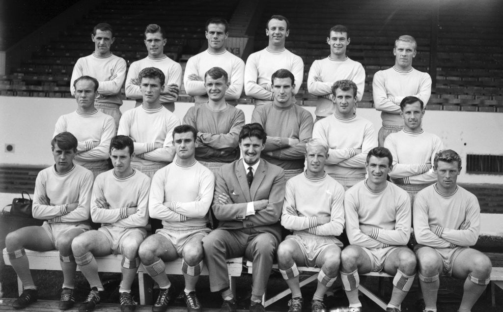 Detail of Coventry City 1963 by Daily Williams