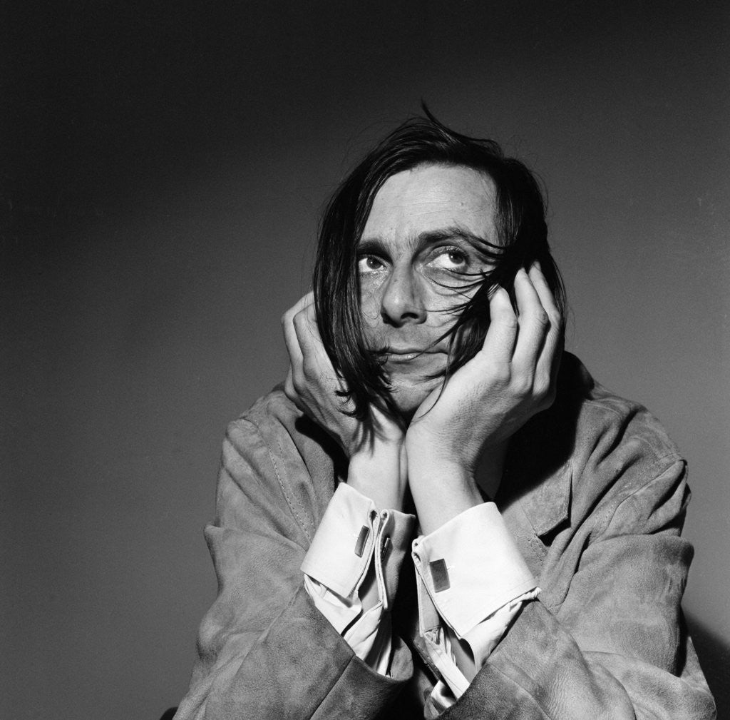 Barry Humphries by Piper